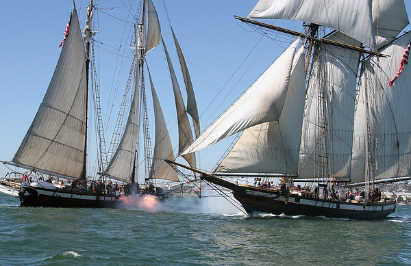 Californian-Our State Tallship