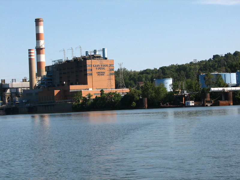 A West Penn Power plant.
