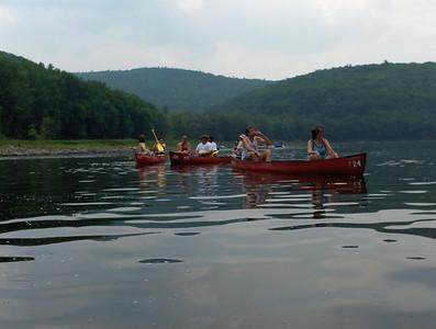 Canoe trip 6-1-07 through 6-3-2007