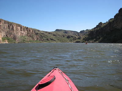 Canyon Lake 3/4/08