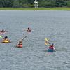 Southeastern Adventures Capt Gabby Fun in the Sun Kayaking on a Summer Day at Sapelo Island, Georgia 08-18-15