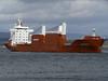Snoekgracht off Greenock.<br /> 8th April 2009