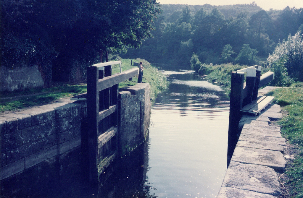 Barrow Valley lock_1