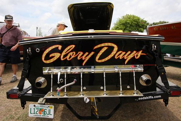 Classic & Antique Boat & Car Show, Taveres, Fla March 28, 2009