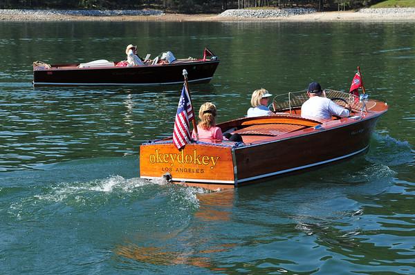Classic Boat Show (Bass Lake, CA)