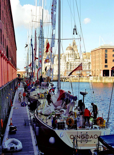 Clippers in Liverpool and various0509
