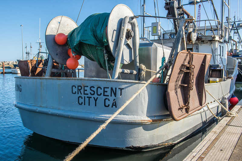 CRESCENT CITY - Trawler
