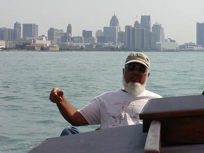Cruise around Michigan