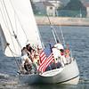 Newport Harbor sailing with Columbia