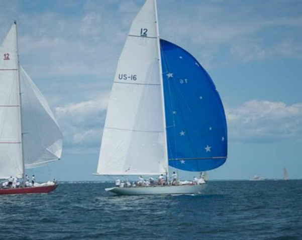 """Columbia won the Edgartown 12-Meter Regatta in 2010 in Martha's Vineyard. Team Columbia blew the competition away, taking first place in 5 of 5 races! (Source: <a href=""""http://12meterchartersnewport.blogspot.com/2010_08_01_archive.html"""">http://12meterchartersnewport.blogspot.com/2010_08_01_archive.html</a>)"""