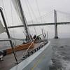 12mR Columbia, Newport Bridge, originally uploaded by Tuomas Raitio.
