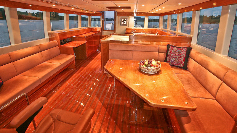 FPB 83 Wind Horse - Exterior and Interior Details