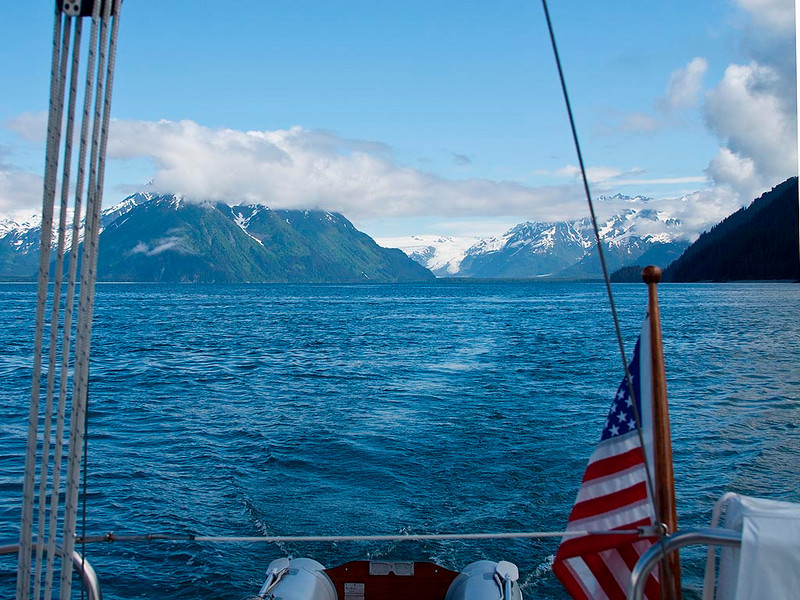 IMG_3283  Outbound from Day Harbor looking back toward Ellsworth Glacier.
