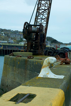Decline of the Cornish Fishing Industry