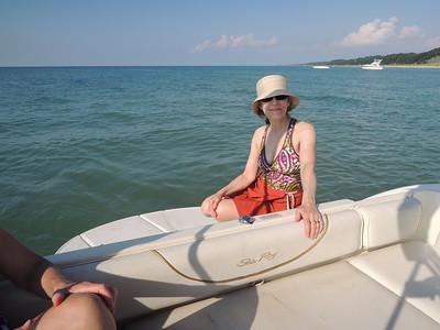 Diane Boating  06 23 2013
