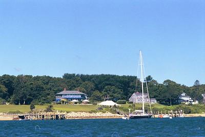 the shoreside site