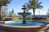 This Fountain is located in downtown St. Marys Ga.