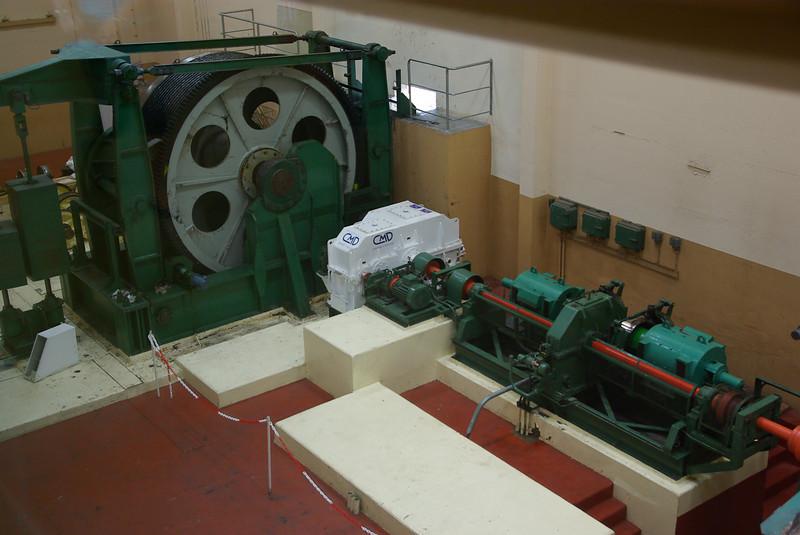 Plan Incliné de Arzwiller - Salle des machines