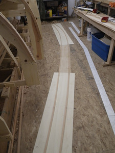 Still a lot of shape 3 planks into the hull