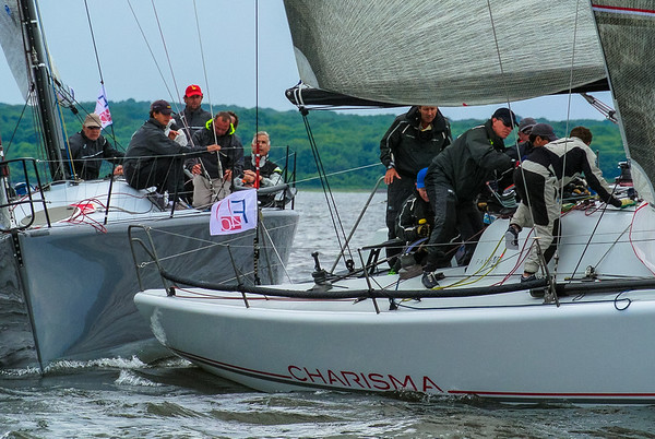 Farr 40 Event #4, NYYC Annual Regatta, presented by ROLEX