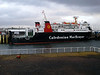 Lord of the Isles berthed at Ardrossan.<br /> 7th January 2012