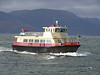 SEABUS off Gourock.<br /> 8th March 2008