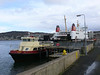 SEABUS and ARGYLE at Gourock.<br /> 8th March 2008