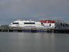 Stena Voyager, Stranraer Harbour.<br /> 30th May 2011.
