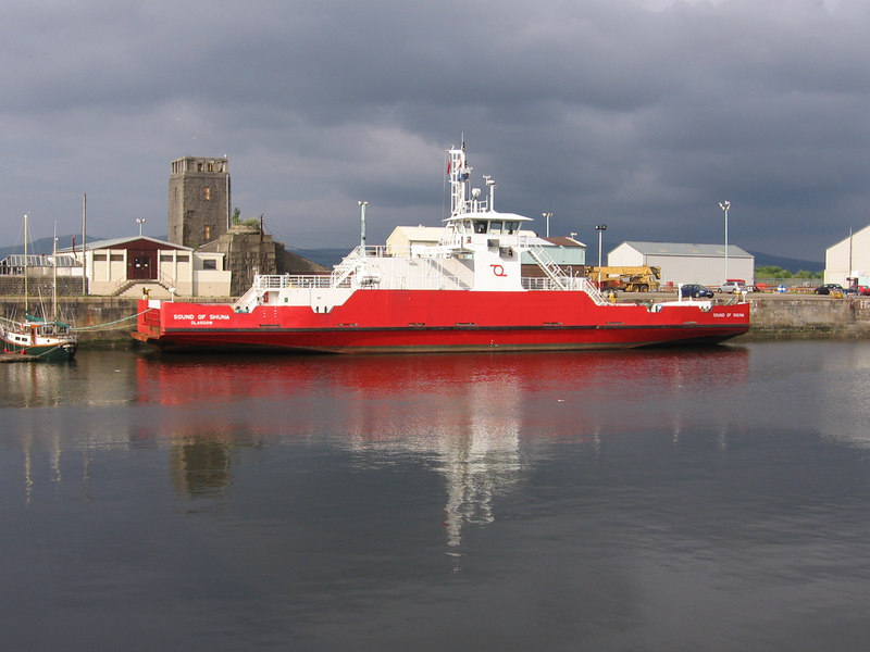 SOUND OF SHUNA in JWD. July 2006.
