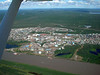 Inuvik as we take a short sightseeing trip
