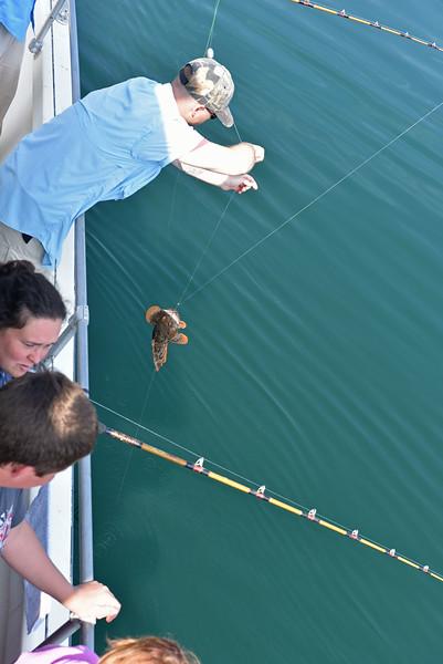 Ospo Fishing Trip 03-21-15