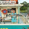 Offshore fishing on the Ospo from Jekyll Island, Georgia 07-26-14