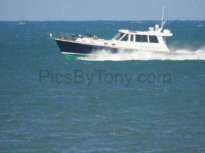 Lisa Marie Motorboat on Apr 24, 2017