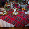 Add a little plaid to your party!  Grand Belle