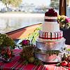 Grand Cake on the Grand Belle by Bittner's Bakery