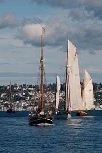 Gratia - Nordisk seglats 2010