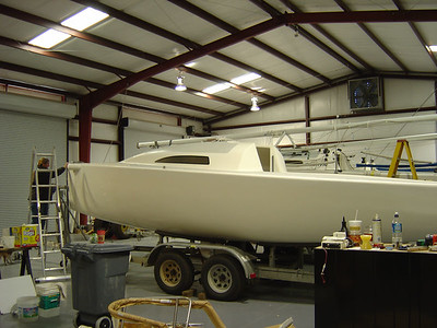 The newest sailboat