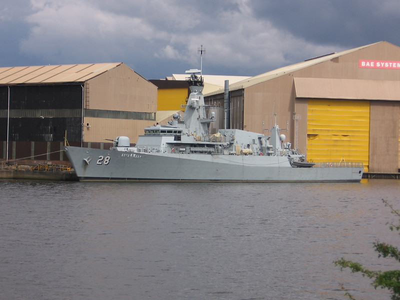 Another unwanted ship..<br /> 17th June 2007.