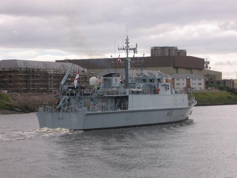 HMS PENZANCE.