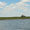 Aground in Creighton Narrows in the ICW (Intracoastal Waterway) of Georgia near Brunswick 05-17-11<br /> Ungrounding by TowBoatUS Brunswick