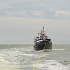 Offshore tow off of Jekyll Island and Cumberland Island, Georgia  04-21-12