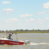 Ritch McCormack and TowBoatUS towing a once grounded and now disbabled vessel in Jekyll Creek 04-24-18