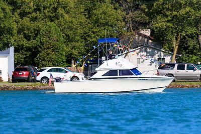 2017 Harsens Island Classic Boat Show