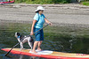 Canine Kayaking, Jamestown, Rhode Island, Summer 2014