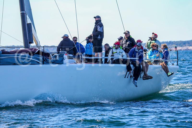2014 James R Hodder Regatta - Boston Yacht Club