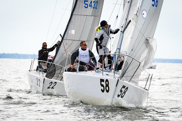 2014 Hillman Capital Management J24 East Coast Championship