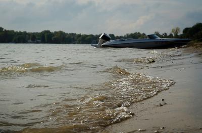 Jake and I at Cass Lake Sept 25-3097