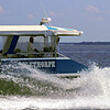 Water Taxi Running in St. Simons Sound