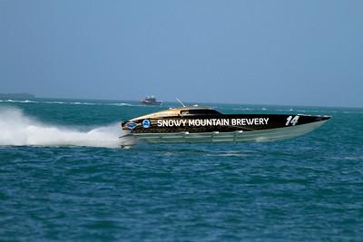 Key West Offshore Power Boat Races 2014