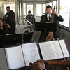 Live music is an option on all charters.